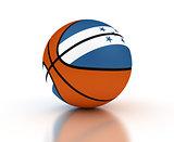 Honduran Basketball Team