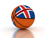 Icelandic Basketball Team