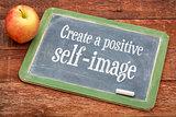 Create positive self image
