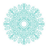 Arabesque ornament for your design