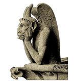 Gargoyle-chimera