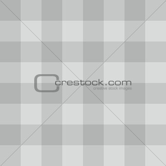 Tile grey vector plaid pattern