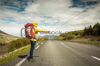 Backpacker Tourist