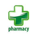 vector logo Green Cross Pharmacy