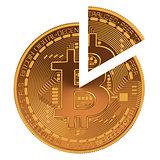 Bitcoin Pie Chart