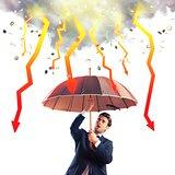 Stormy economic crisis