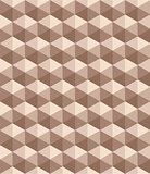 Seamless geometric vector pattern