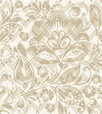 Vector illustration of seamless pattern