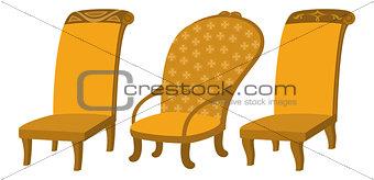 Chairs, set