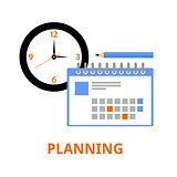 vector - planning