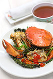 kampot green pepper crab
