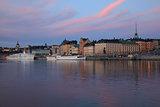 Stockholm Gamla Stan Dawn