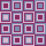 Squares seamless pattern lilac colors