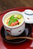 chawanmushi, japanese steamed egg custard