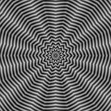 Star Ripples in Monochrome