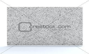 cement bonded wood fiber