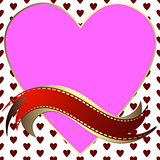 Creative Valentine patterned
