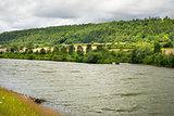 Landscape Franconia Germany