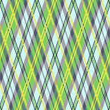 Rhombic seamless tartan texture