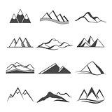 Mountains  logo  travel