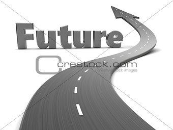 to future