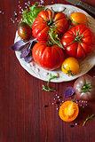 Tomatoes.