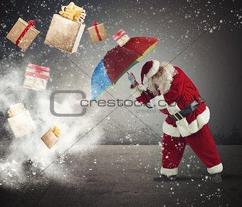 Santaclaus vs gifts