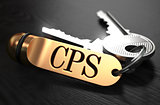 Keys with Word CPS on Golden Label.