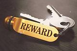 Keys with Word Reward on Golden Label.