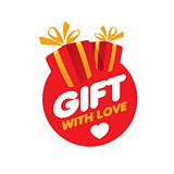 vector logo for gifts