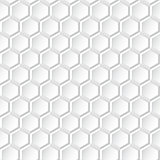 White background - geometric seamless texture.