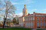 Alexander Nevsky Lavra.