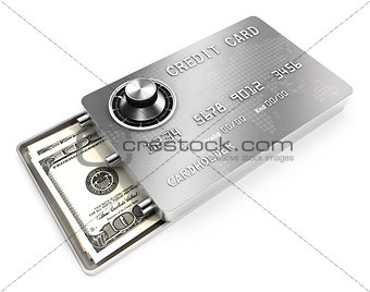 3d safe credit card
