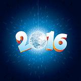 Disco Ball 2016