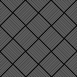 Seamless diagonal checked texture.
