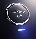 button with text contact us