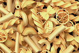 bunch of pasta