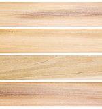 unfinished poplar wood planks