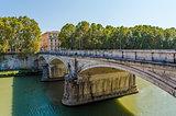 Italy Rome bridge