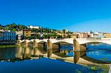 Italy Florence bridge