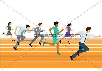 career runner