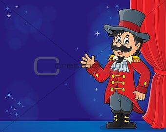 Circus ringmaster theme image 4