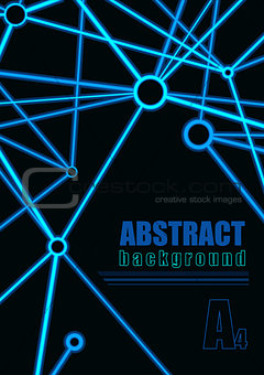 Abstract Connection Background