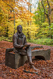 Rabbie Burns in Birks of Aberfeldy