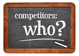 Who is your competitor concept