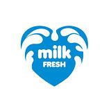 Vector Milk logo