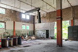Abandoned Derelict Warehouse