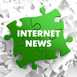 Internet News on Green Puzzle.