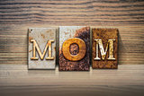 Mom Concept Letterpress Theme
