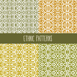 Four Ethnic Patterns